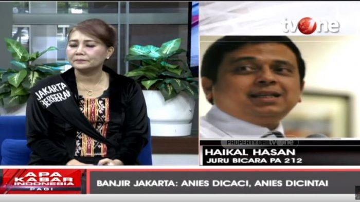 Komunitas Jakarta Bergerak Kritik Kinerja Anies Baswedan, Sisca Rumondor: Tak Becus Tata DKI