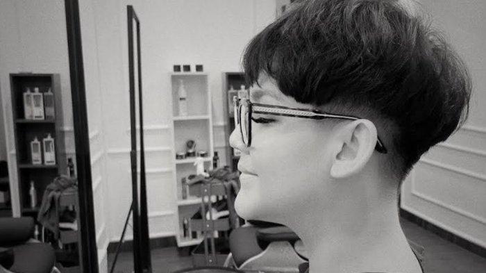 Bosan dan Suka Ekperimen, Sissy Priscillia Ubah Gaya Rambutnya, Kini Jadi Pendek