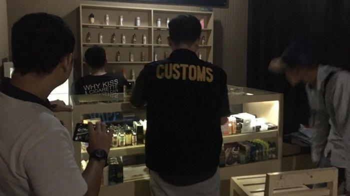 Sisir Wilayah Sukabumi dan Cianjur Bea Cukai Bogor Lakukan Dua Penindakan