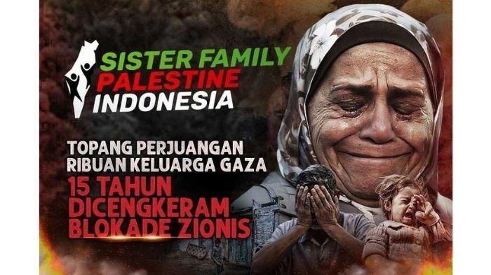 Topang Perjuangan Keluarga Palestina Melalui Program Sister Family Palestine-Indonesia