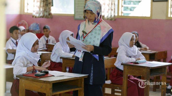 Anies dan Mega Disebut dalam Ujian Sekolah Ini Penjelasan Disdik DKI