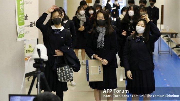 Kasus Bunuh Diri Anak di Jepang Capai Rekor Tertinggi Selama Pandemi Covid-19