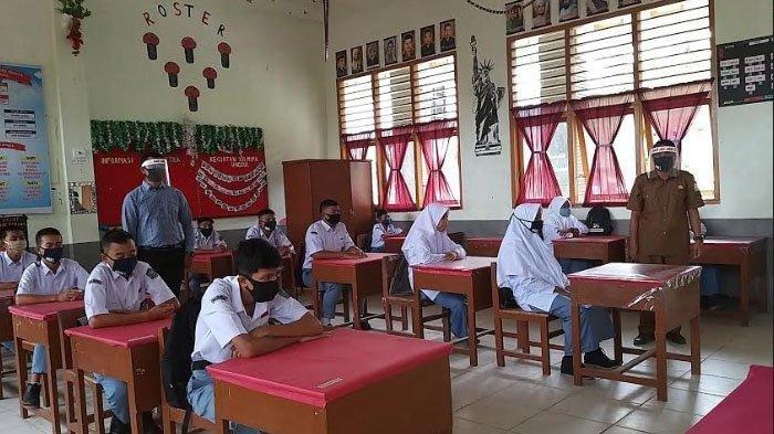 Kegiatan Belajar Mengajar Tatap Muka di Abdya Dihentikan Setelah 4 Warganya Terpapar Covid-19