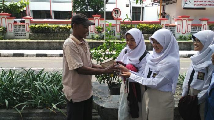 SMAN 3 Yogyakarta, Pelajar Muhammadiyah dan HMI Bikin 'Nasi Bungkus' Trending Topic Twitter