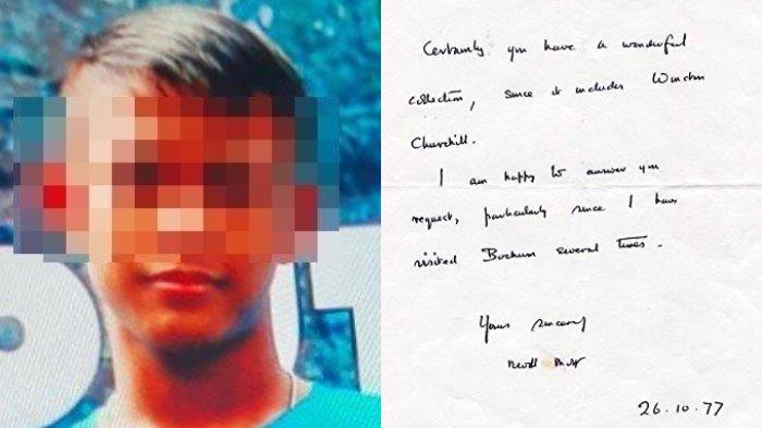 Surat Terakhir Siswa SMK Bunuh Diri di Surabaya: Besok Ketemu Tiap Malam Jumat