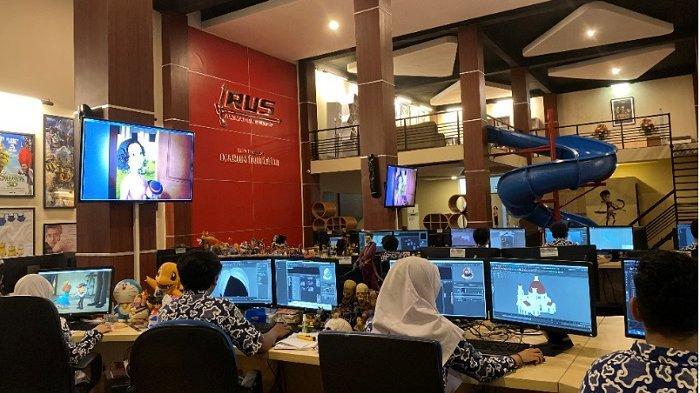 Unstring Your Heart Film Animasi Karya Siswa Smk Umar Raden Said Kudus Ukir Prestasi Internasional Tribunnews Com Mobile