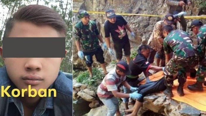 Siswa SMP Ditemukan Tewas di Sungai Sariwani, Korban Dibunuh Temannya karena Berbuat Cabul