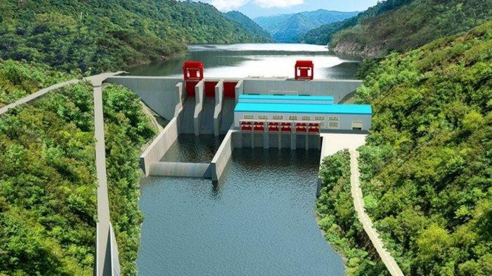 Digagas Sejak 2009, PLTA Sungai Kayan Kaltara Tak Kunjung Terwujud Butuh Dana Rp 33 Triliun