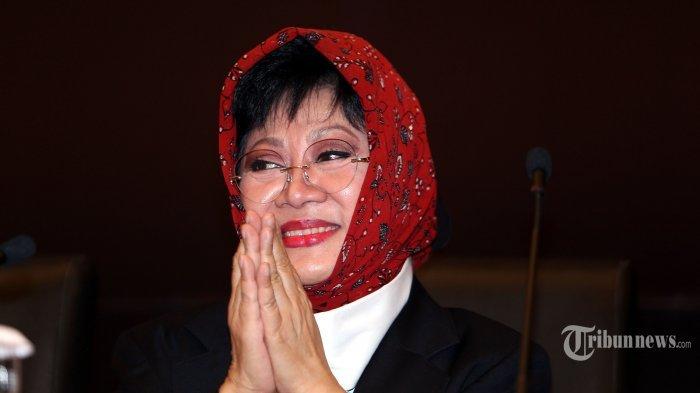 Siti Hardiyanti Rukmana atau Tutut Soeharto