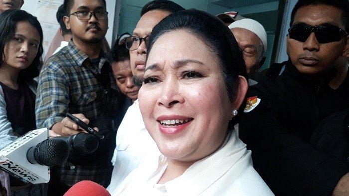 Siti Hediati Hariyadi atau Titiek Soeharto