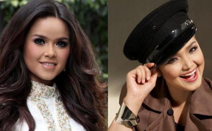 Lihat Foto Ini, Apa Iya Penyanyi Siti Liza Wajahnya Mirip Siti Nurhaliza?