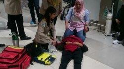 Geger di Bandara Soekarno-Hatta, Seorang Penumpang Meninggal Mendadak Usai Turun dari Pesawat