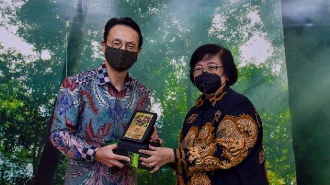 Indonesia - Jepang Lanjutkan Kerja Sama Bidang Lingkungan Hidup