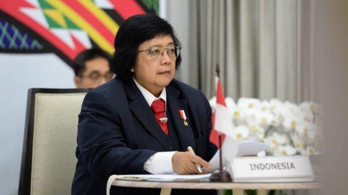 Menteri LHK Siti Nurbaya: Indonesia Konsisten Atasi Degradasi Lahan dan Terumbu Karang
