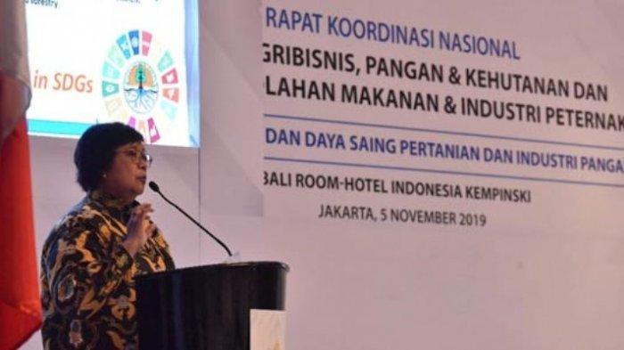 Menteri LHK Siti Nurbaya Ajak KADIN Buka Lapangan Kerja