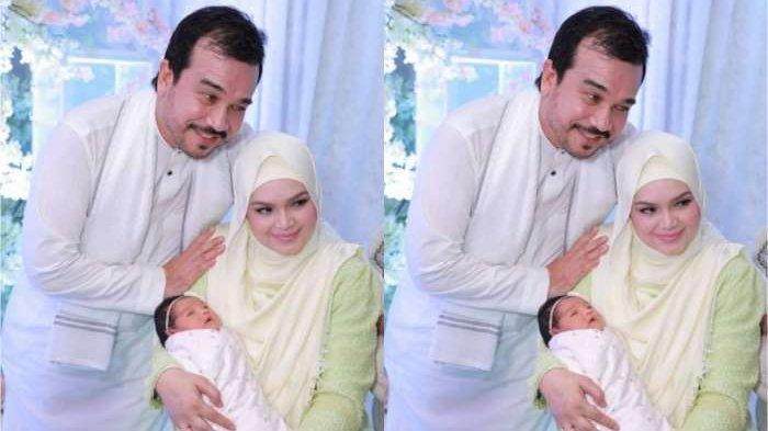 Siti Nurhaliza Melahirkan Anak Kedua Hari Ini, Berharao Bayi Laki-lakinya Membawa Berkah Ramadan