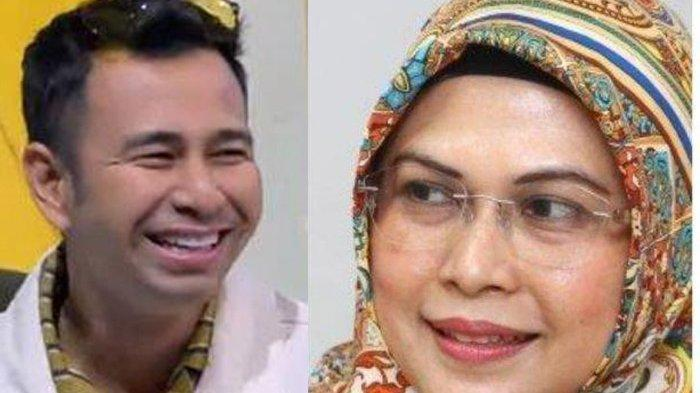 Siti Azizah meminang Raffi Ahmad untuk maju di Pilkada Tangerang Selatan 2020.