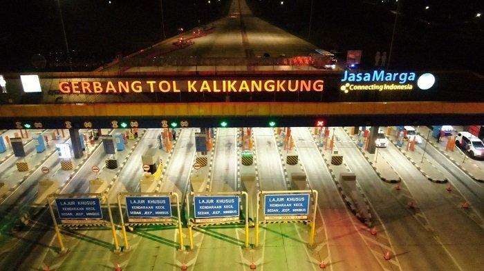 Kakorlantas Sebut Arus Kendaraan Menuju Jawa Tengah dan Jawa Timur Turun 60 Persen