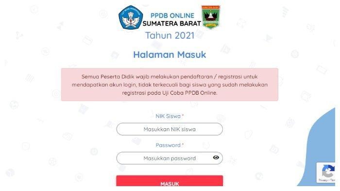 Hasil PPDB SMA/SMK Sumbar 2021 Diumumkan Hari Ini, Akses ppdb.sumbarprov.go.id untuk Cek Hasilnya