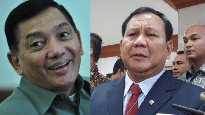 Sjafrie Sjamsoeddin dan Prabowo Subianto