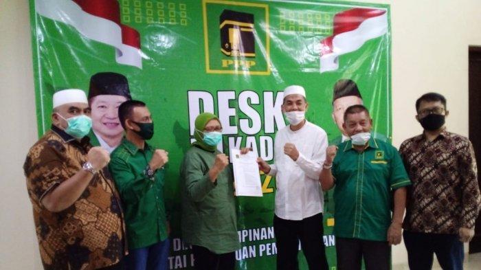 Terima SK Pencalonan, Paisal Nyatakan Komitmennya untuk PPP