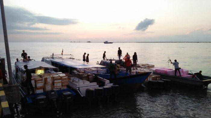 Perdana, Ekspor Ikan ke Malaysia Bisa dari Sentra Kelautan dan Perikanan Terpadu Sebatik