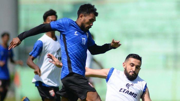 PREDIKSI Borneo FC vs Persija Piala Menpora 2021, Pemain Muda Pesut Etam Jadi Tumpuan Mario Gomez