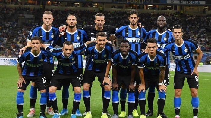 Skuad Inter Milan musim 2019/2020