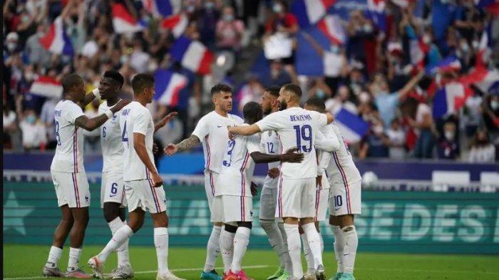 SUSUNAN PEMAIN Prancis vs Jerman di Euro 2020, Duel Pogba dan Kroos di Lini Tengah