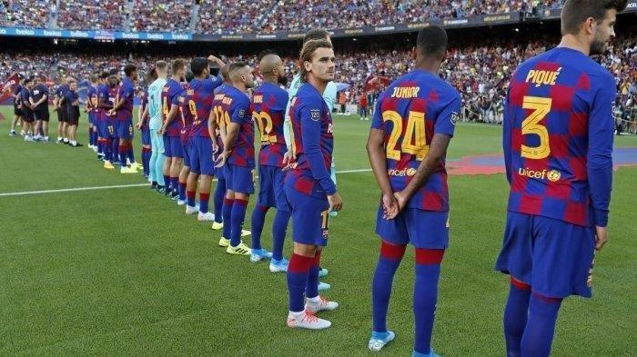 Skuat Barcelona.