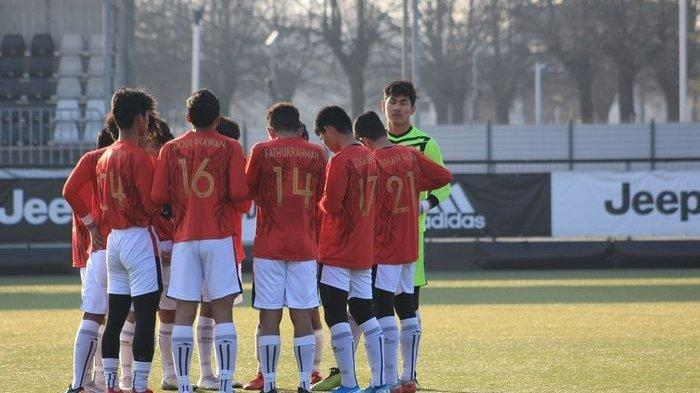 Komposisi Skuat Timnas U-19 Indonesia: Didominasi Jebolan Garuda Select