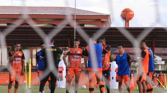 Liga 1: Keseriusan Persiraja Tak Ingin Numpang Lewat, Laskar Rencong Perkuat Pos Pelatih Kiper