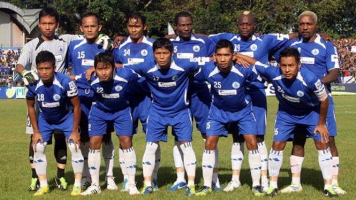 Hasil Akhir Persik Kediri vs PSCS Cilacap Leg 1 Liga 3 2018, Tuan Rumah Menang 3-1