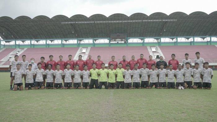 TC Timnas Indonesia U-16 Berakhir, Tak Ada Lagi Pemain yang Kram dan Ngos-ngosan