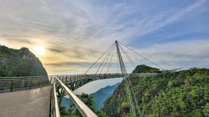 Sky Bridge di Langkawi