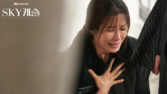 Sinopsis Drakor SKY Castle Episode 17 Tayang Besok Selasa 7 Mei, Bukti Baru Pembunuhan Kim Hye Na