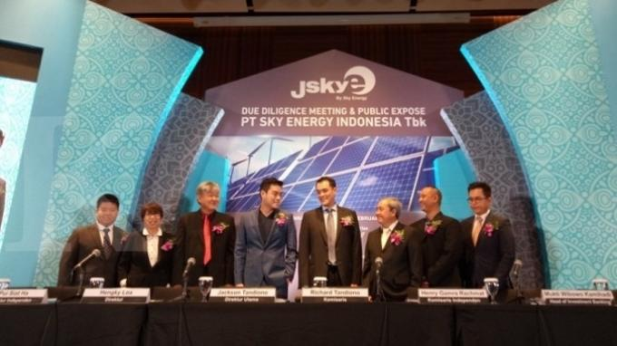 Melantai di BEI Maret 2018, Sky Energy Indonesia Bidik Dana IPO Rp 80 Miliar