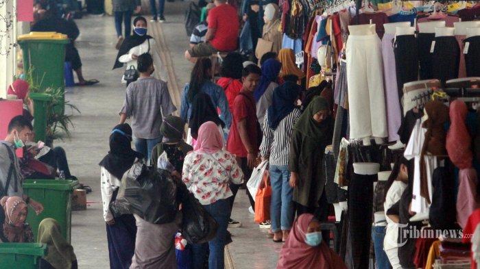 Tekan Laju Kasus Aktif Jelang Lebaran, Pemprov DKI Jakarta Perketat Prokes di Setiap Pasar Ibu Kota