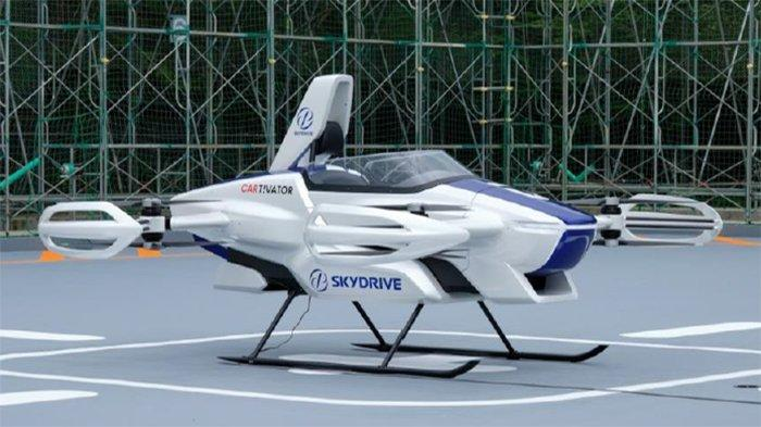 Skydrive, Mobil Terbang Pertama di Jepang Tengah Mengincar Pasar Indonesia
