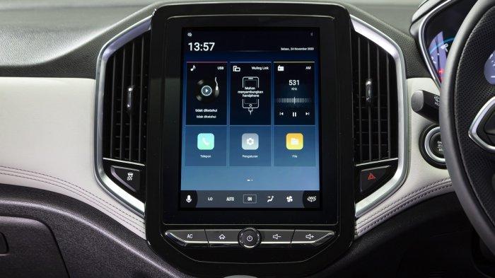 Smart Multimedia 10.4 inch Touchscreen