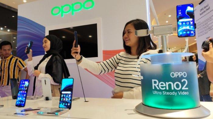 Harga HP Oppo Terbaru Bulan November 2019, Oppo A5 2020 hingga Oppo Reno 2F