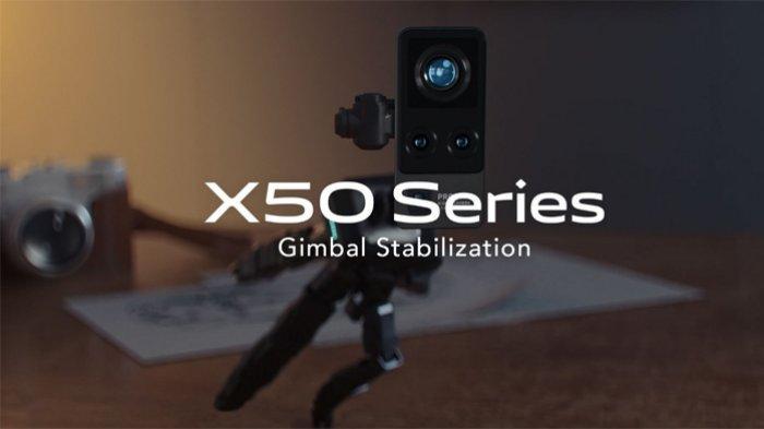 Smartphone Terbaru Vivo X50 Series