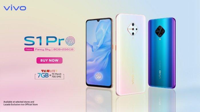 Daftar Harga HP Vivo Terbaru Juni 2020, Lengkap dengan Spesifikasi Vivo S1 Pro