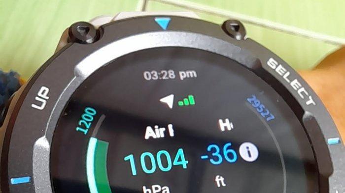 Membongkar Fitur di dalam Smartwatch Amazfit T-Rex Pro, Cocok untuk yang Hobi Berolahraga dan Hiking
