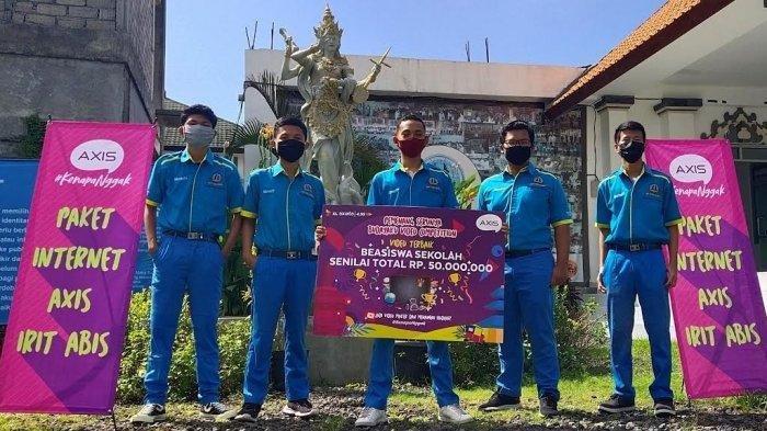 SMK TI Bali Global Juarai Kompetisi Video Serunya Budayaku