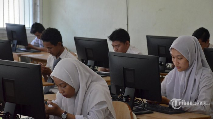 Link Download Latihan Soal UNBK Matematika dan Bahasa Inggris SMA/MA 2019