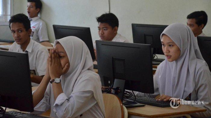Simulasi Kumpulan Soal UNBK SMA/MA 2019, Lengkap Semua Mata Pelajaran Ujian Nasional, Coba di Sini