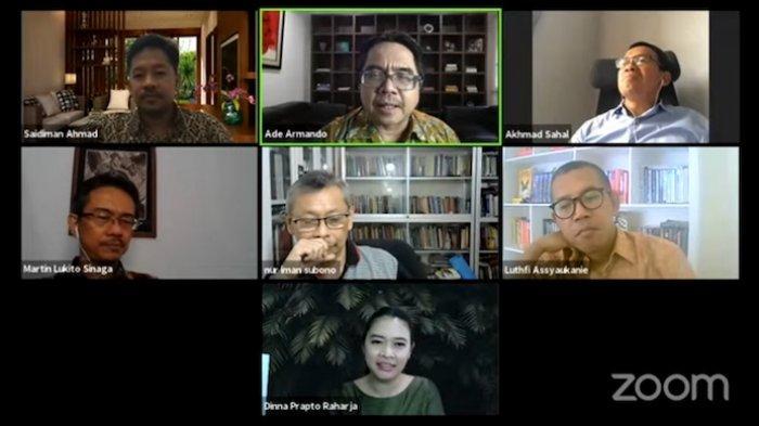 Survei SMRC: 88 Persen Masyarakat Indonesia Tahu Konflik Israel-Palestina