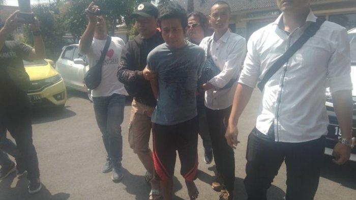 Pelaku Pelempar Sperma di Tasikmalaya Terancam Hukuman 2 Tahun 8 Bulan Penjara