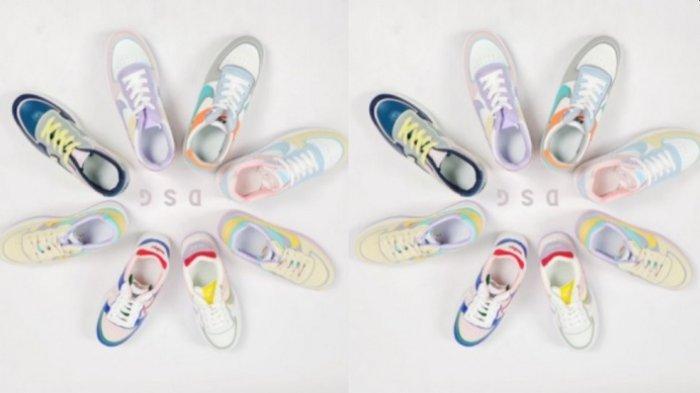 Identik Warna Pastel dan Minimalis, Sneakers Korean Style Sedang Digandrungi